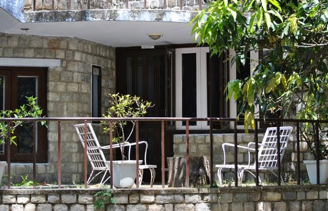 Balcon de hotel  FOTO: Pixabay