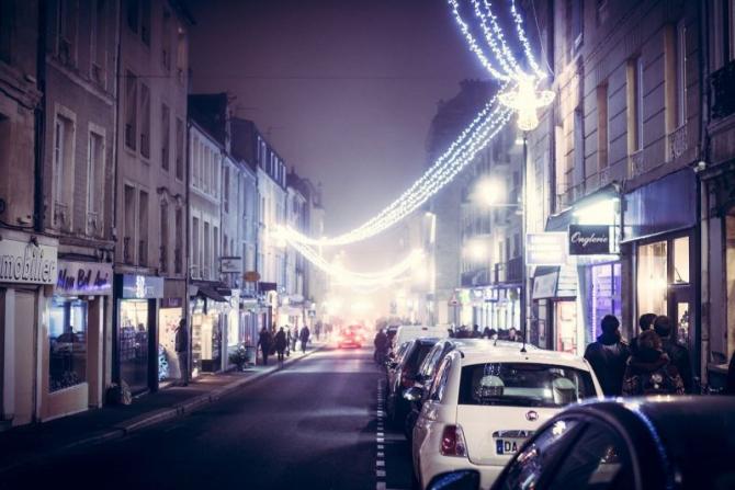 Iluminatul stradal, legat de o formă de cancer. Foto: Pixabay