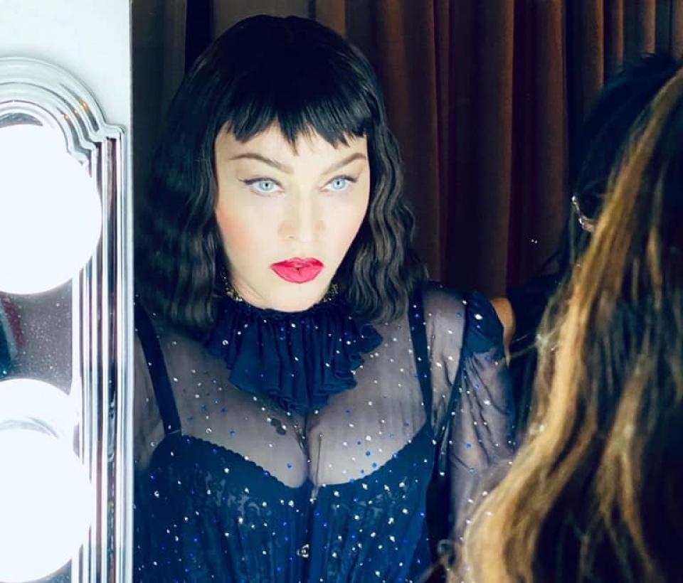 Ce este fața sushi și 5 moduri de a o evita, FOTO Madonna Facebook