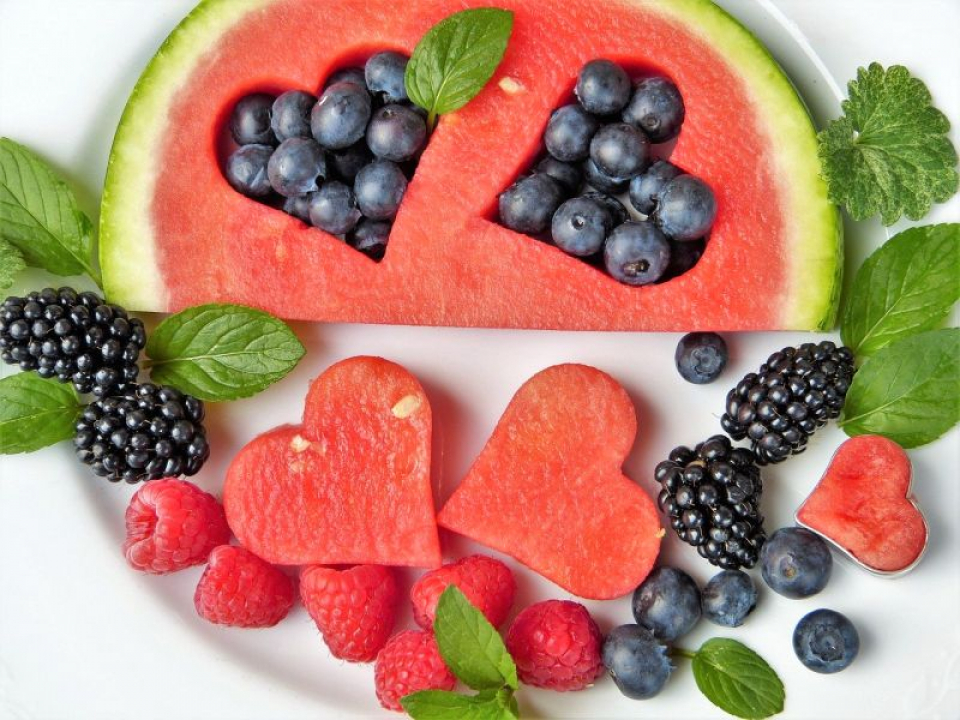 Fructe și legume    Foto: Pixabay
