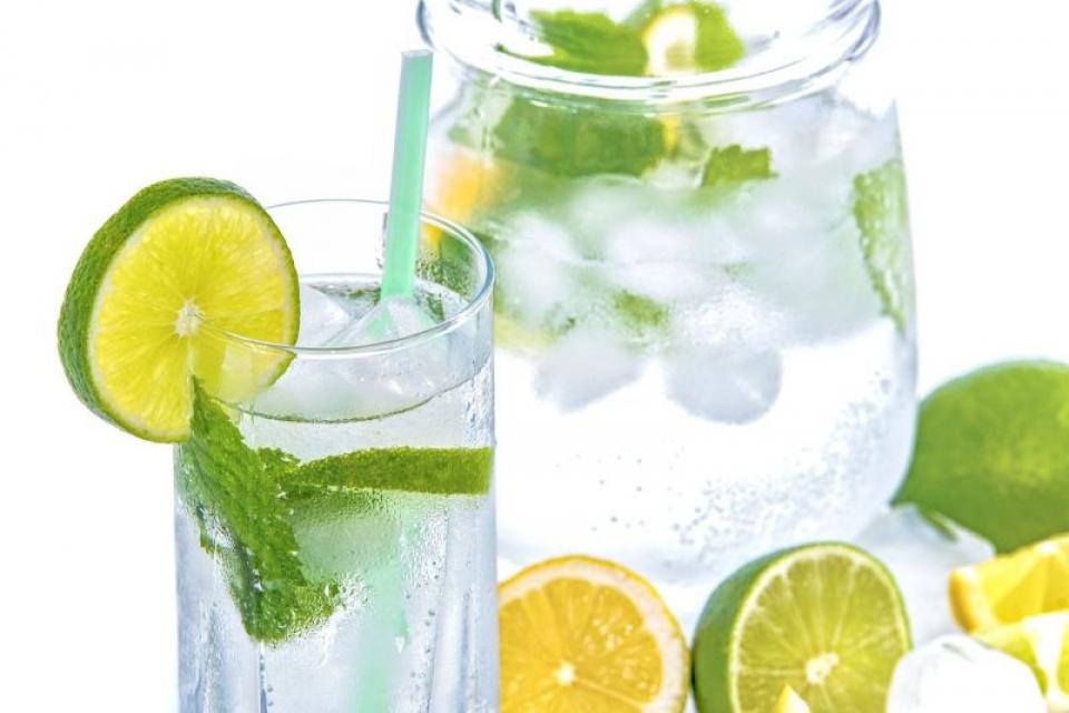 Limonada detox. Foto: Pixabay