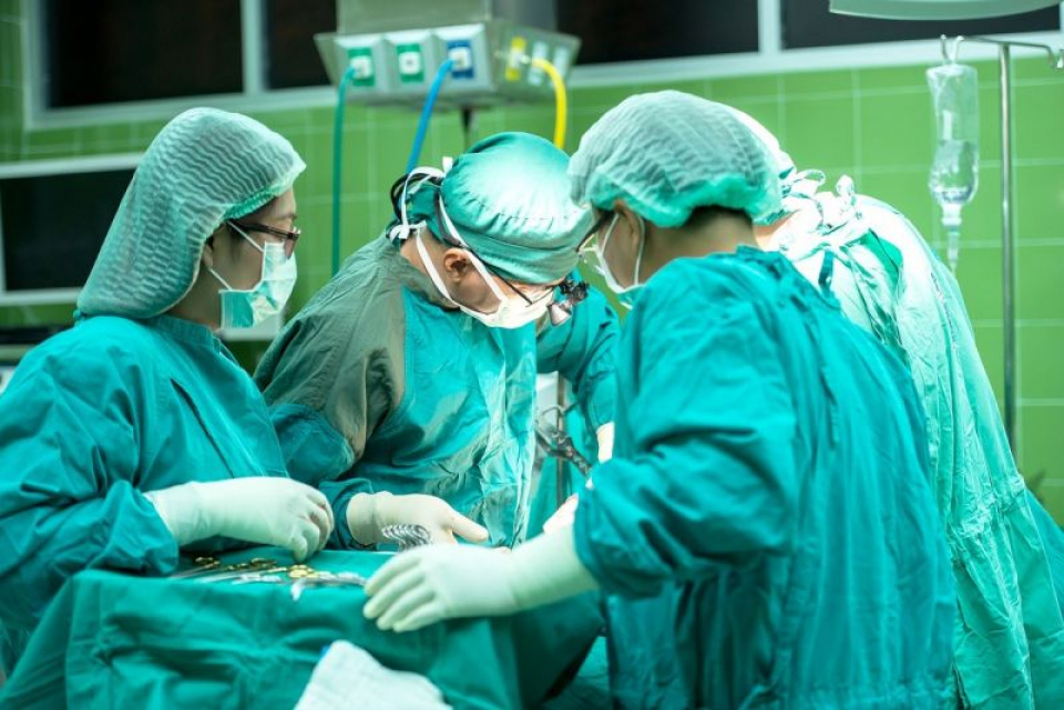 Medici, echipă multidisciplinară. Foto: Pixabay
