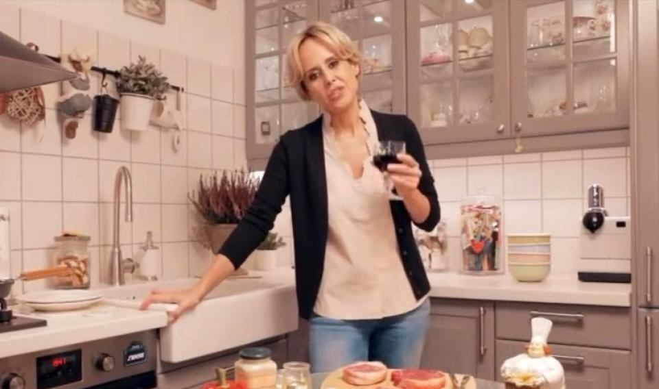 Mihaela Bilic. Foto: Print screen Facebook