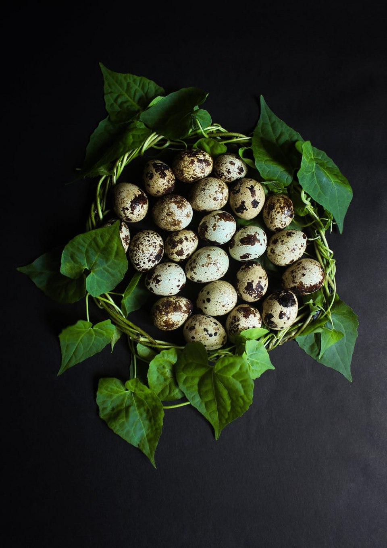 Ouă de prepeliță   Foto: pexels.com