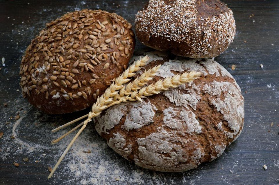Pâine din făină inegrală