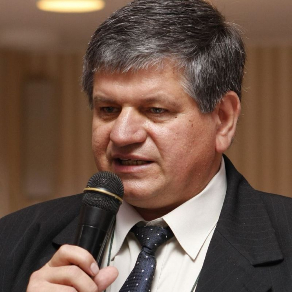 Prof univ Ioan Dzițac. Foto: Facebook