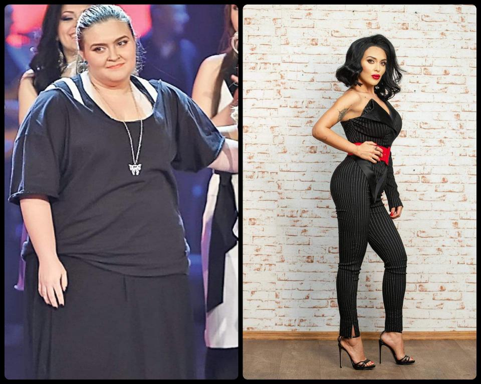 Vedetă din România a SLĂBIT peste 100 kg, însă acum este critică DUR pentru cum arată, FOTO facebook