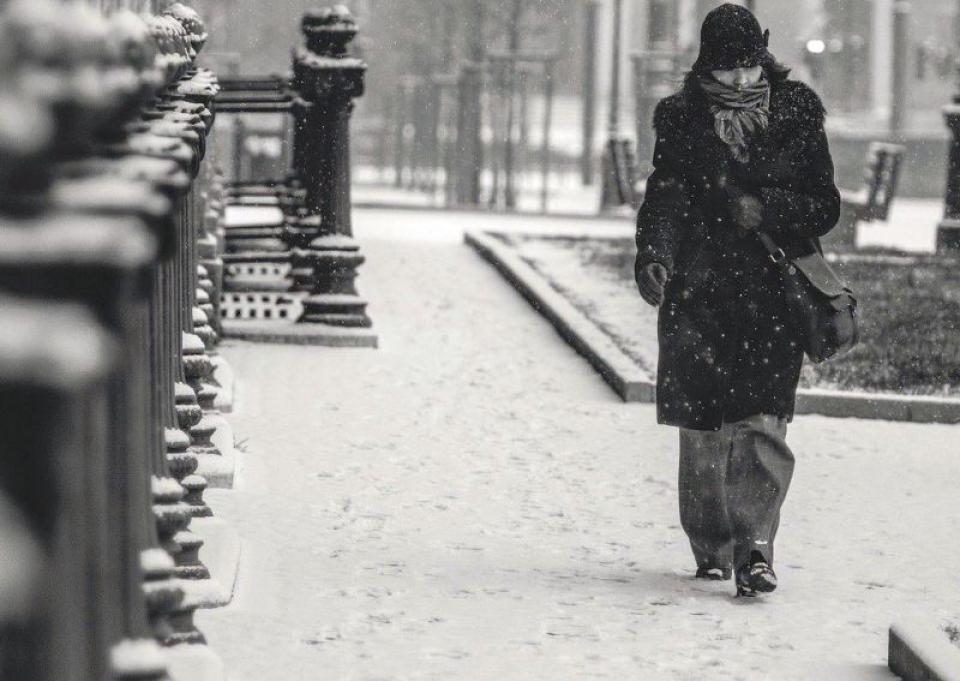 Hipotermia e pericolul major iarna. Foto: Pixabay