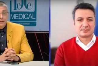 Junalisutl Val Vâlcu și profesorul Patriciu Achimaș Cadariu