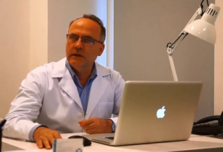 Dr Dan Dumitrașcu. Foto: Youtube