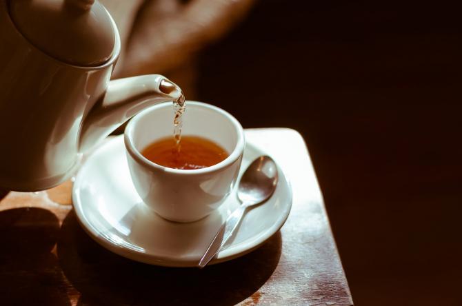 e- z pierdere în greutate instrucțiuni de ceai
