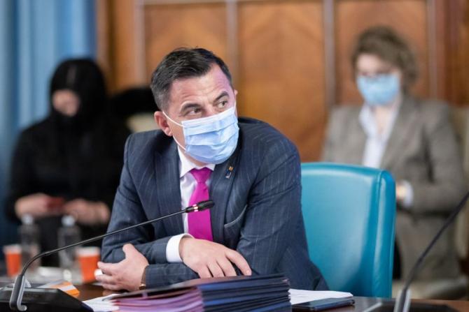 Ion Ștefan. Foto: Facebook / arhiva personală