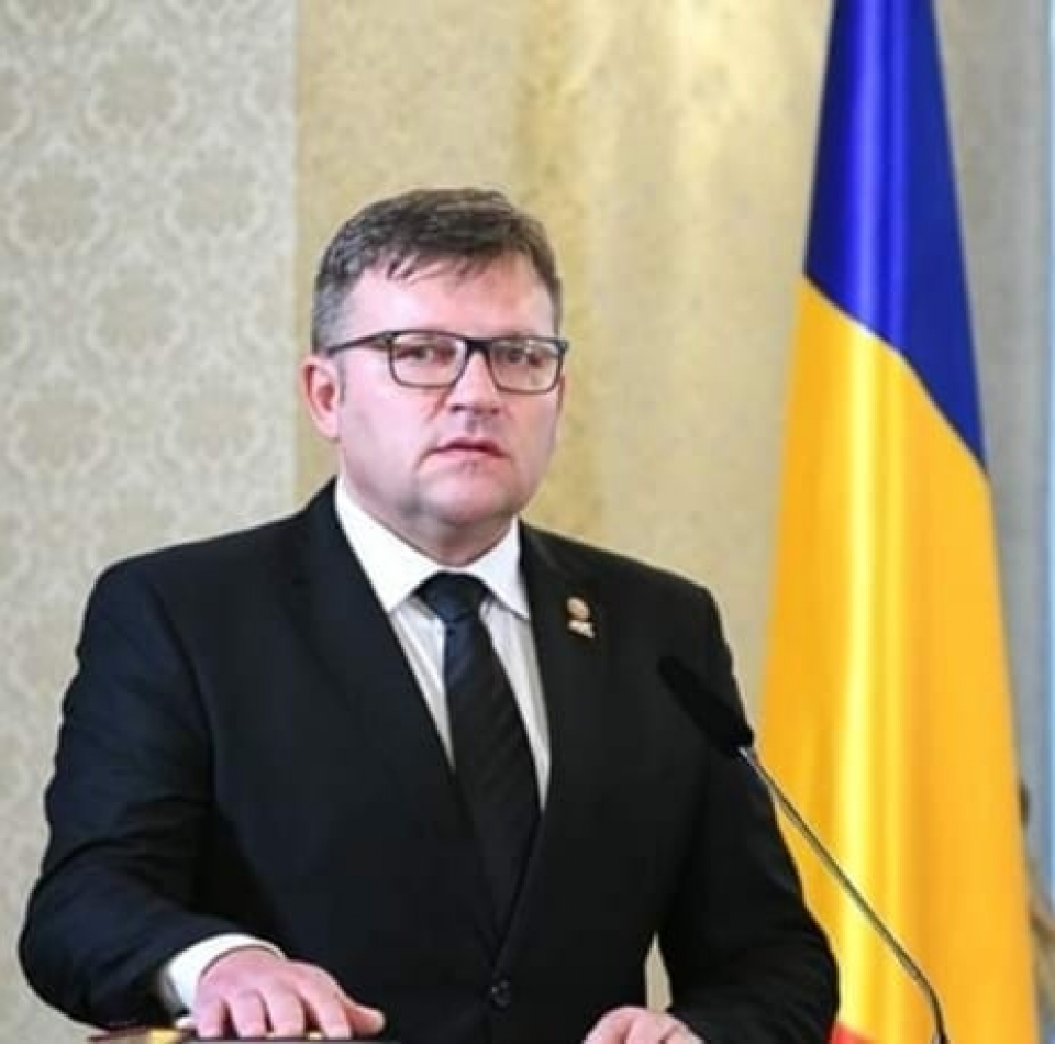 Deputatul Marisu Constantin Budăi    Sursa foto: https://www.facebook.com/Marius-Constantin-Budai