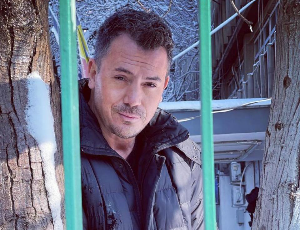 Răzvan Fodor. Foto: Facebook / arhiva personală