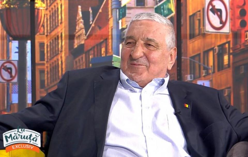 Rică Răducanu, în emisiunea La Măruță de la Pro TV, vorbind despre experiența sa cu COVID-19.