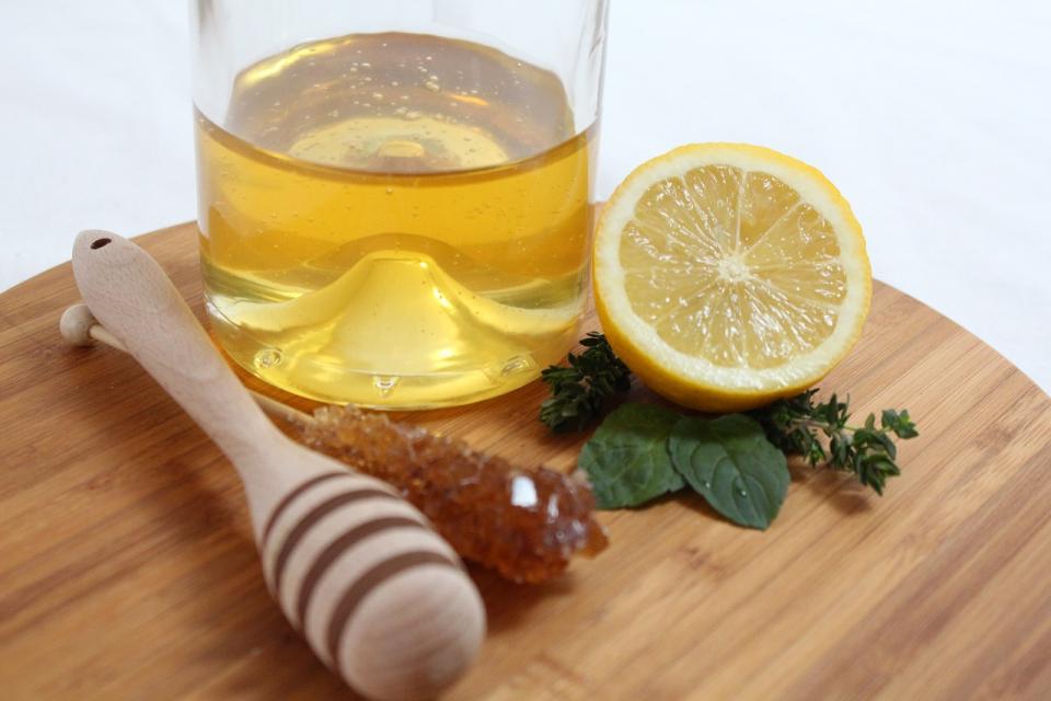 Miere și lămâie, efecte benefice