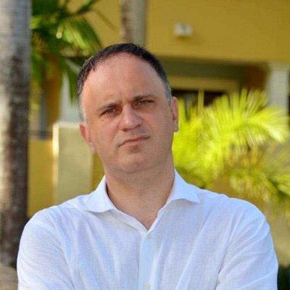 Dr Theo Trandafirescu. Foto: Twitter/pagina personală