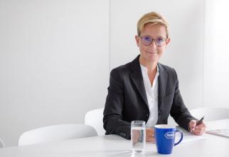Claudia Fleischer este Director General al Roche România