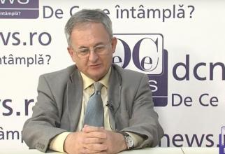 Prof dr Emanoil Ceaușu. Foto: DC News