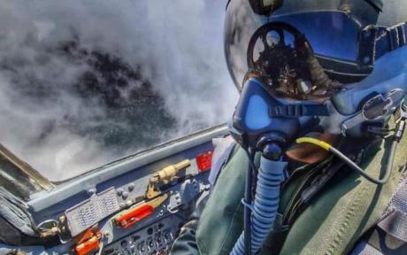 Pilot  FOTO: MApN/Facebook