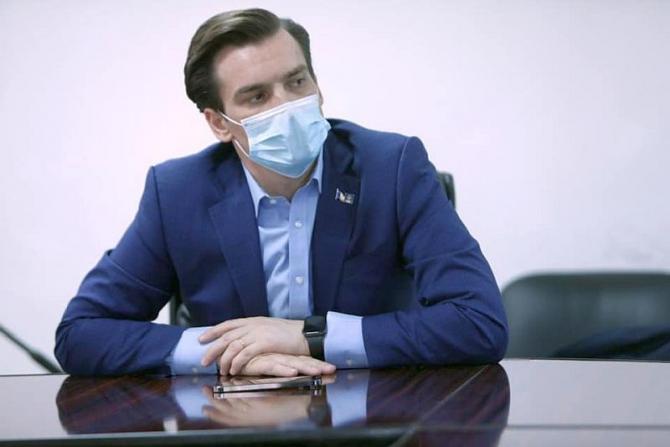 Dr Andrei Baciu. Foto: Facebook