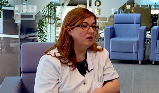 Dr Cristina Iftode, Sanador. Foto: DC Medical