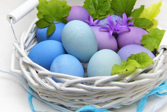 Ouă de Paște  FOTO: pixabay