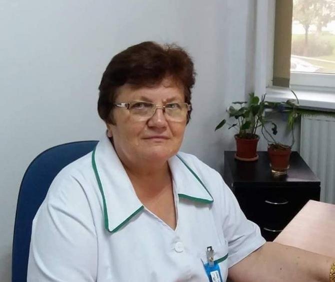 Dr Lidia Dobrei. Foto: Facebook