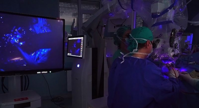 "Neurochirurgie Iași. Foto: Print screen Spitalul de Neurochirurgie ""Prof. Dr. Nicolae Oblu"" din Iași"