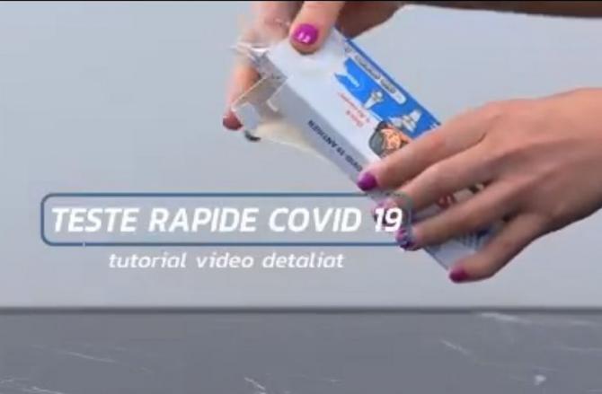 Testele pe bază de salivă de la Protejat.ro