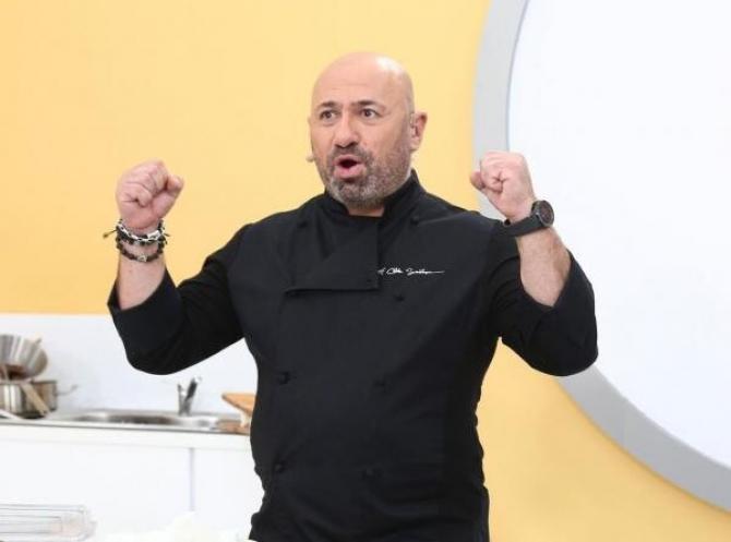 Chef Cătălin Scărlătescu   Foto: Instagram