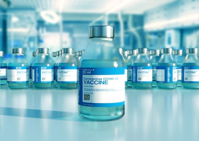 Vaccin COVID-19  FOTO: pixabay