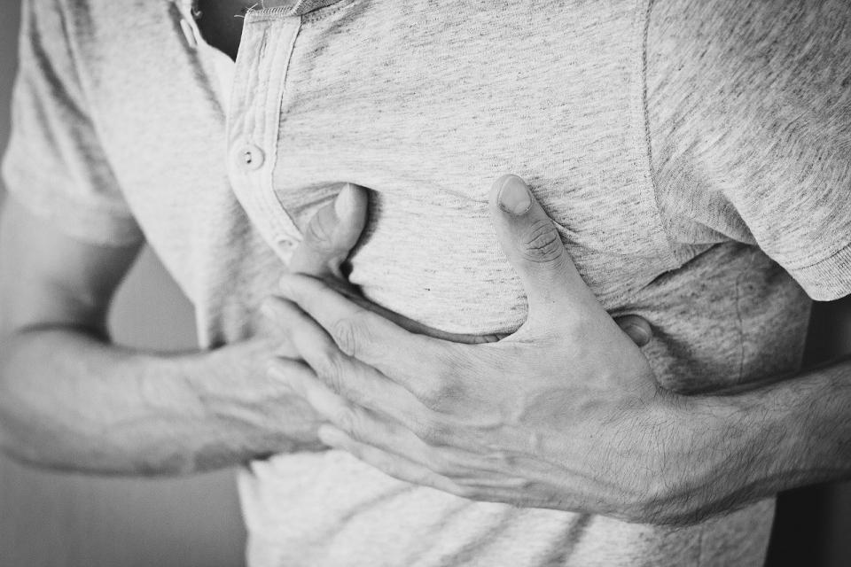 Atac de cord silențios