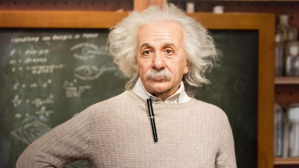 Vocea lui Einstein, recreată cu ajutorul inteligenței artificiale    Foto: iflscience.com