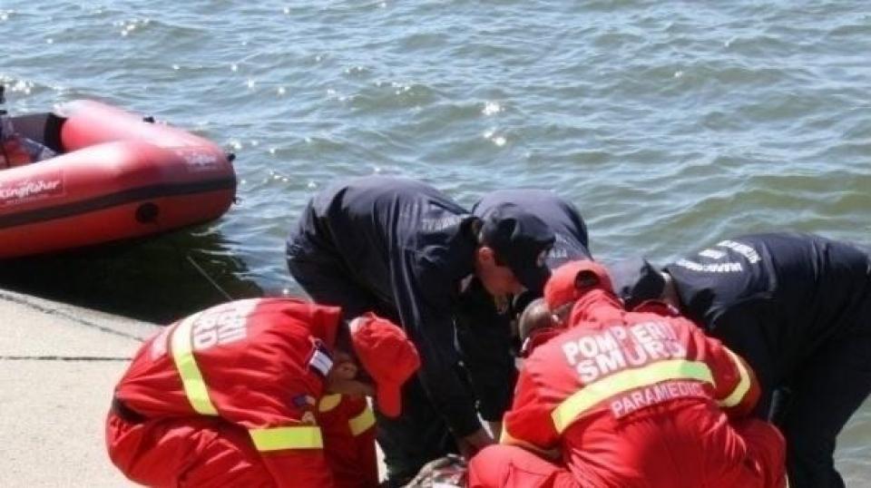 Fetița a fost salvată după două ore   Sursa foto: Antena 3