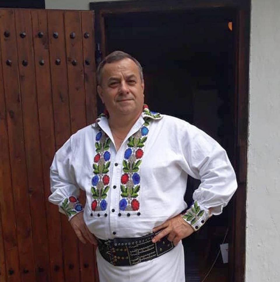 George Finiș. Foto: Facebook / pagina oficială