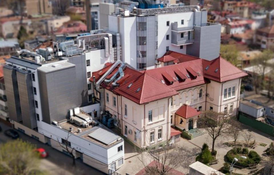 Spitalul de Ortopedie Traumatologie Foisor. Foto: Facebook / pagina spitalului