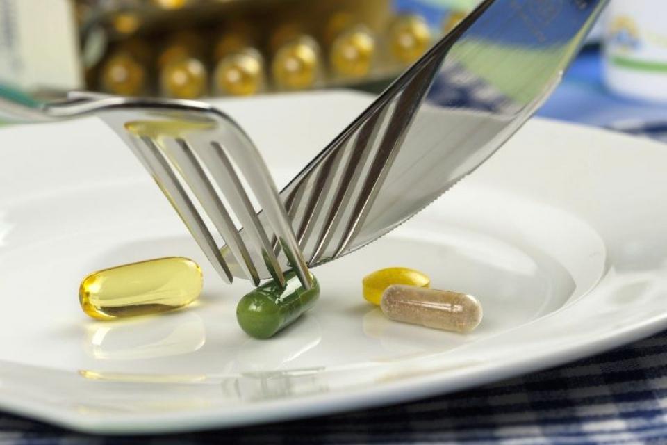 Suplimente alimentare     Foto: Pixabay