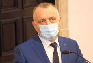 Sorin Cîmpeanu, ministrul Educației. Foto: Crișan Andreescu