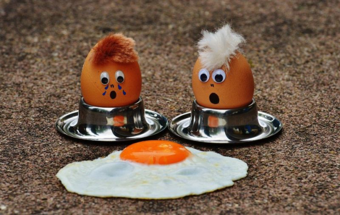 Ouă. Foto: Pixabay