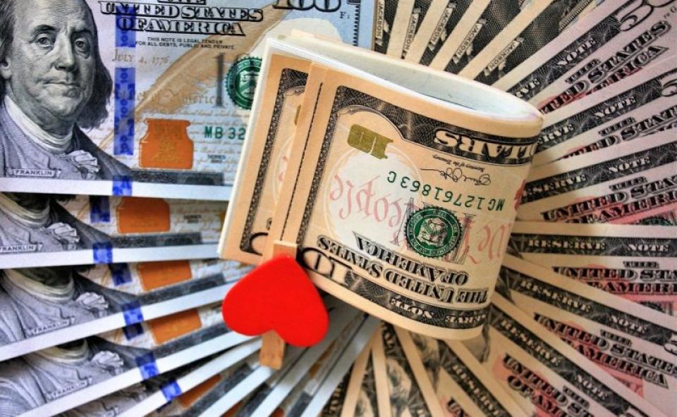 Zodiacul materialiștilor: aleg banii, nu dragostea. Foto: Pixabay