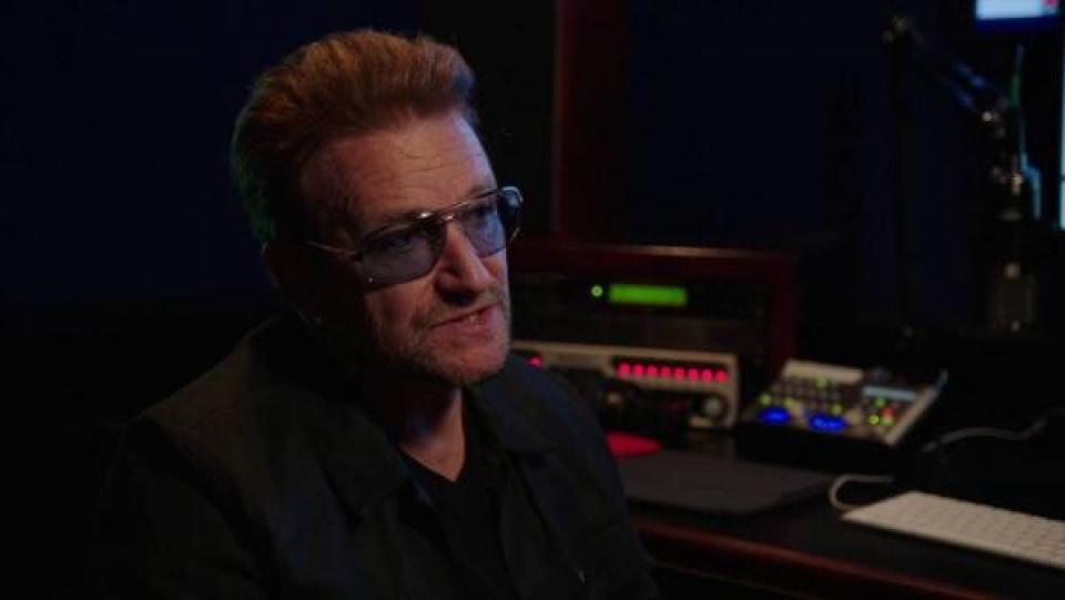 Bono trebuie să poarte mereu ochelarii de soare