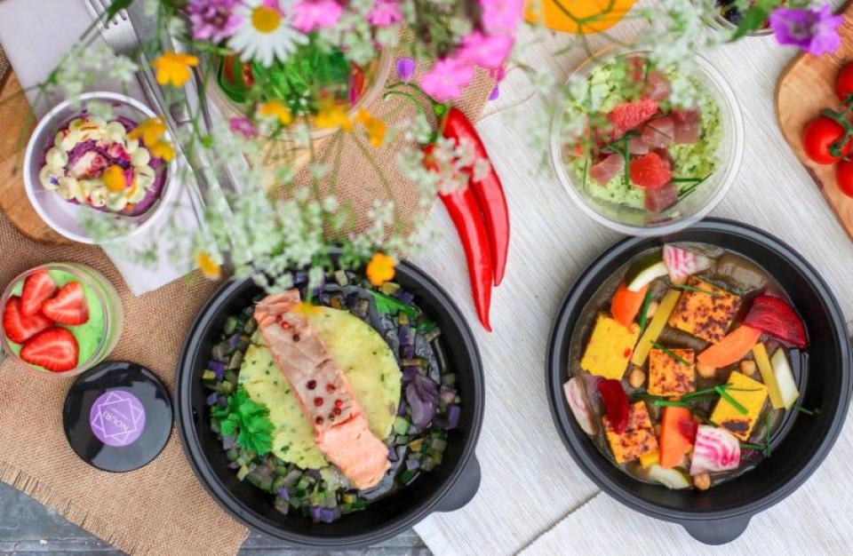 Dieta curcubeu trebuie să conțină legume și fructe din anumite culori, în porții egale. Foto: Unsplash