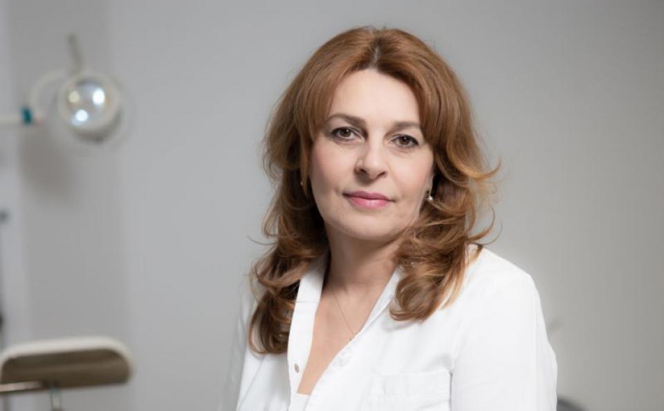 Dr Gianina Brașoveanu