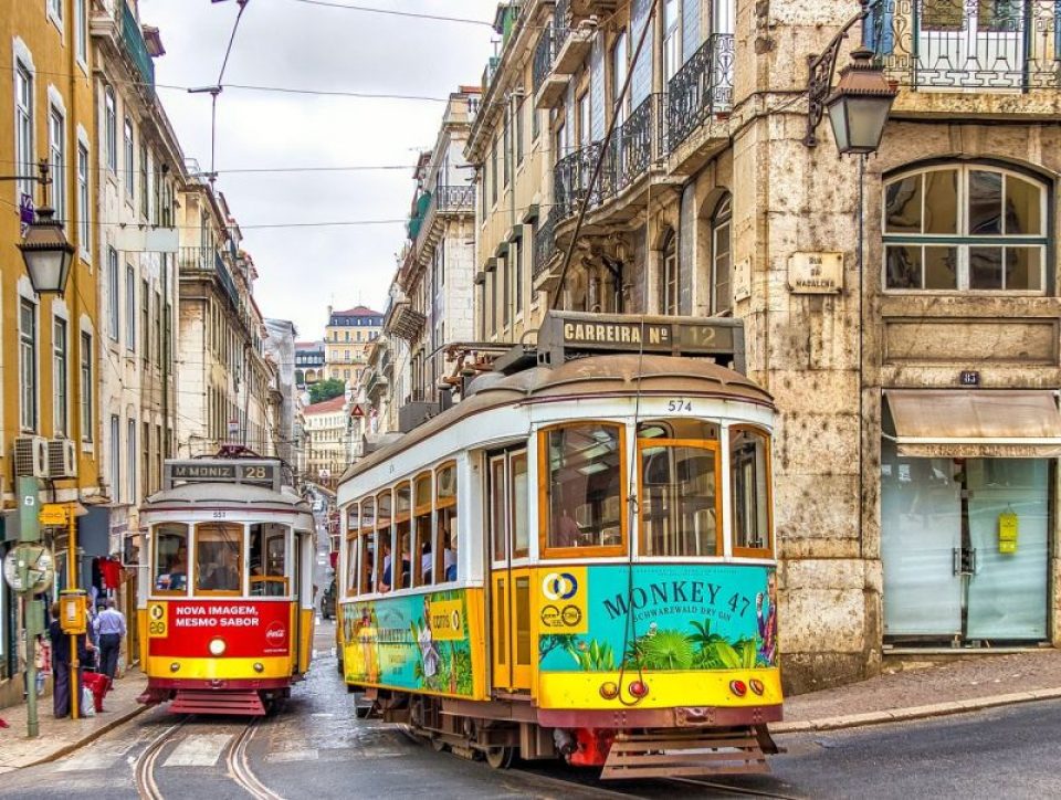 Portugalia. Foto: Pixabay