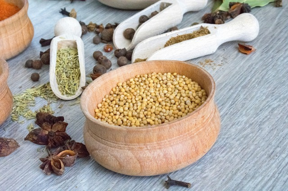 Mustarul are beneficii pentru sănătate   Foto: pixabay.com