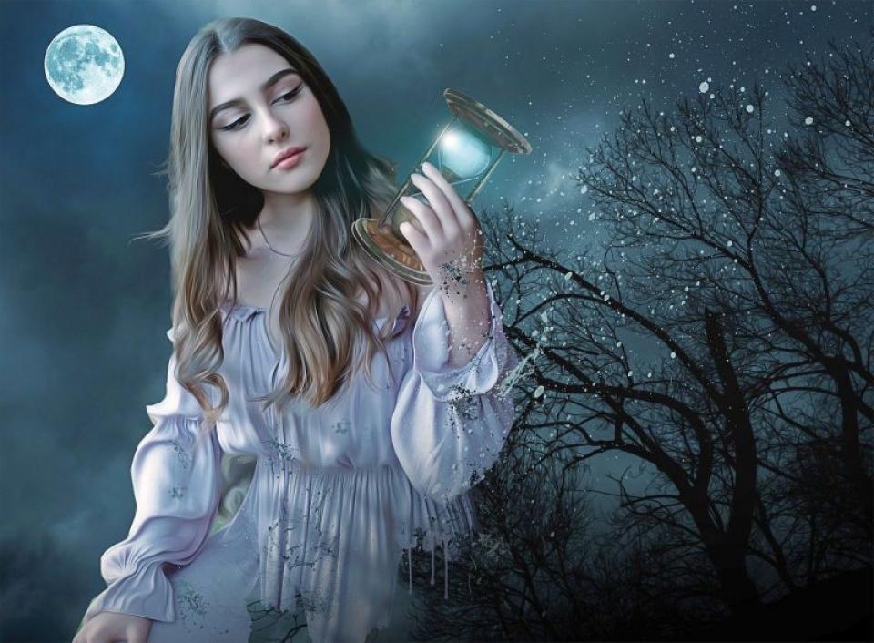 Ritualuri de lună plină      Foto: Pixabay