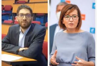 Adrian Gheorghe și Ioana Mihăilă