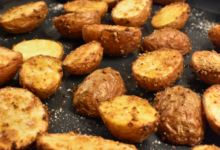 Cartofii conțin amidon