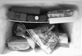 E  plin în congelator? Iată ce trebuie să arunci. Foto: Pixabay